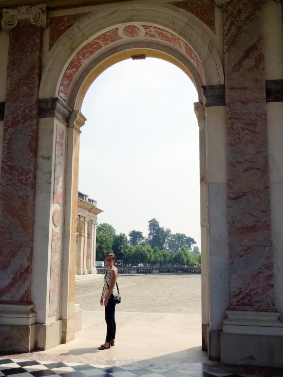 Me at Trianon