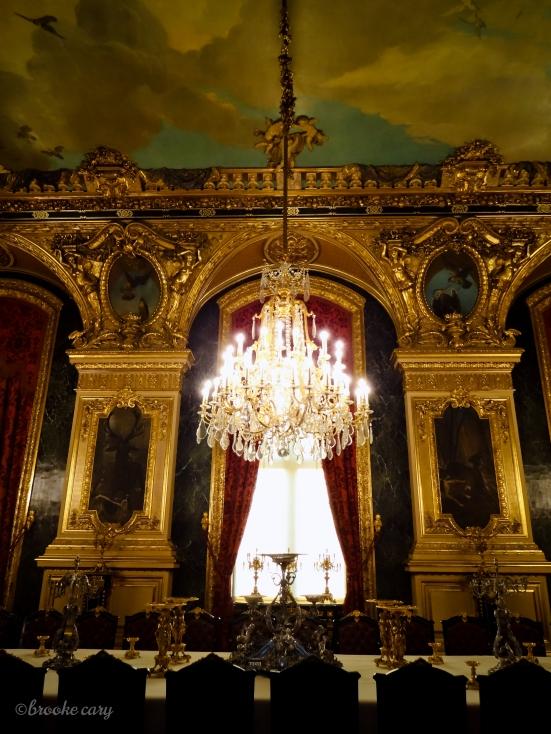 napoleon dining room