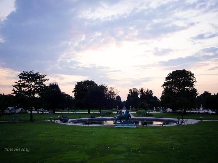 Jardin des Tuileries
