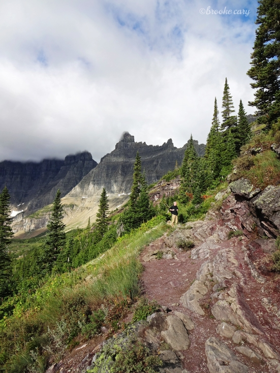 Iceberg Lake Hike
