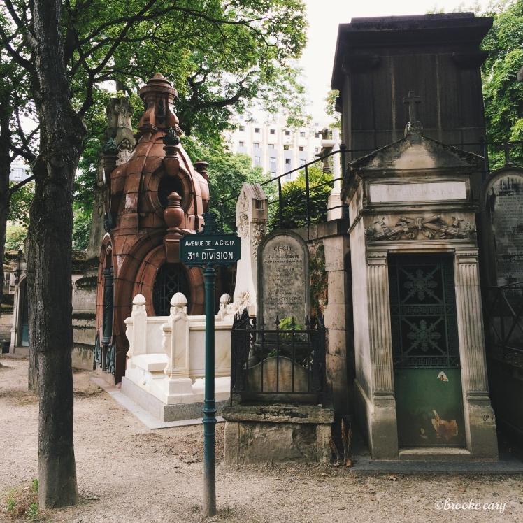 Montmatre Cemetery