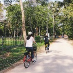 Sukhothai Bike Riding
