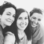 Laura, me & Casey