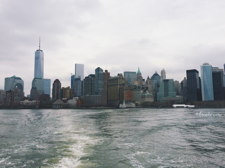 city from ferry