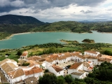 The White Hill Towns of Andalusia,Spain